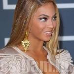 Nem csak Beyonce, hanem a haja is Aranyos