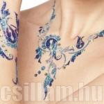 Ékszer csillám tetoválás – mi az?