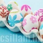 Csillámlás húsvétkor